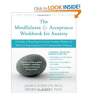 Image of Mindfulness and Acceptance Workbook