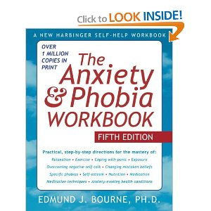 Image of Anxiety and Phobia Workbook