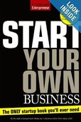 Image of Start Your Own Business Book