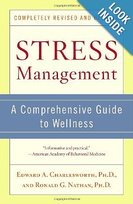 Image of Stress Management Book