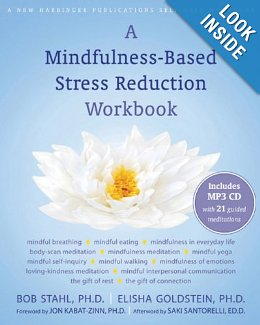 Image of Stress Reduction Workbook