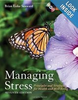 Image of Managing Stress Book