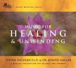 Image of Music for Healing Book